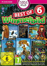 Best Of Wimmelbild Vol. 6 (PC, 2013, DVD-Box)   Neuware