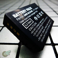 DMW-BCG10/BCG10E Battery for Panasonic Lumix DMC-ZS7A/ZS7K/ZS7R/ZS7S/ZS7GK/ZS8
