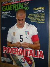 Guerin Sportivo Extra.Fabio Cannavaro,sss