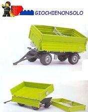 BRUDER 02203 - RIMORCHIO RIBALTABILE