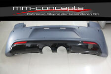 VW Golf 6 VI R R20 Heckstoßstange Heck Heckschürze Stoßstange Neu GTI ED35 GTD