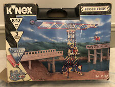Muñecos Knex K 'nex Vintage 1998 Nuevo Y En Caja 42001 Conjunto de grúa