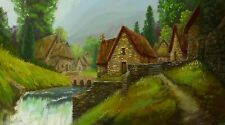 Medieval Fantasy Music – Medieval Village | Magical Harp and Lute Audio CD