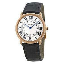 Cartier Ronde Louis Cartier Mens Watch W6800251