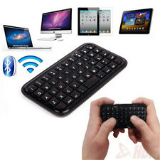 Wireless Bluetooth 3.0 Keyboard Mini Pocket Size Tablet PS4 Phone Raspberry US