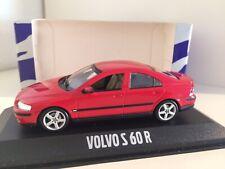 Minichamps 2004 Volvo S 60R In Flashrot 1/43 OVP Werbemodell - sehr selten