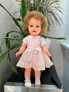 Poupée Raynal 38 cm, robe et chaussure d'origine