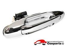 REAR RH Right Outer Door Handle For Toyota Landcruiser 100 Series 98~07 Chrome