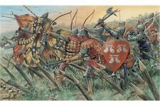 ITALERI 6027 1/72 English Knights and Archers