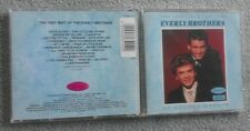 Everly Brothers - The Very Best Of The Everly Brothers - Original UK  Issue CD