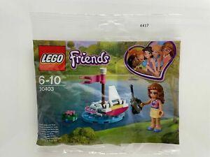 LEGO 30403 - Friends Olivia's Remote Boat New