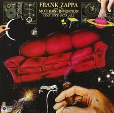 Frank Zappa - One Size Fits All [CD]