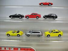 S860-0, 5# 7x joycity/Welly auto: BMW z8 + m3, PORSCHE CAYENNE + Boxster etc