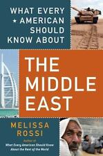 What Every American Should Know About the Middle East, Melissa Rossi, 0452289599