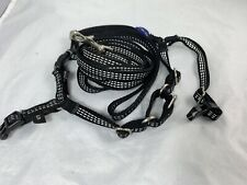 PetSafe Easy walk Dog HARNESS Style Collar and LEASH size S