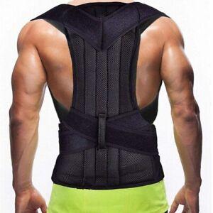 Posture Vest Orthopedic Back Braces Back Support Belt Adjustable Corrector US