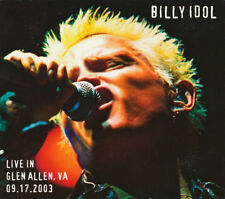 Billy Idol - Live In Glen Allen, VA 09.17.2003 (2 CD) NUMBERED LIMITED EDITION