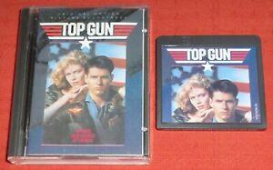 TOP GUN - MINIDISC - ORIGINAL MOTION PICTURE SOUNDTRACK