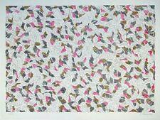 GEORGE CHEMECHE (Tel Aviv Israel 1934) Litografía 50x70cms handsigned 161/260