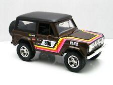 Jada ~ Just Trucks ~ 1973 Ford Bronco ~ 1:24 scale