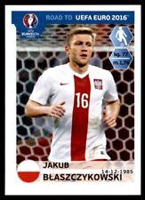 Panini Road to Euro 2016 - Jakub Blaszczykowski (Poland) No. 217