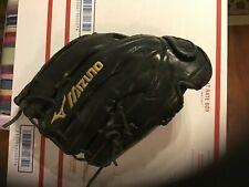 "Mizuno Used Glove Fastpitch Softball RHT 12"""