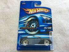 Unobtainium I 2006 First Editions Hot Wheels