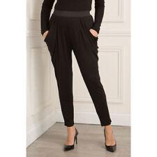 Pantaloni da donna harem affusolati