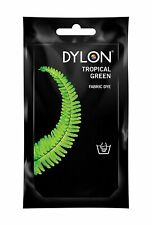 Dylon 50g Tropical Green Hand Dye
