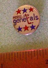 Hockey Pin - Moose Jaw Generals Logo