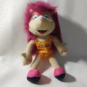 Hero The Hedgehog Mascot Soft Toy World Athletics London 2017  Plush