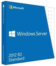 Windows Server 2012 R2 Standard  - License/Download - 2 Processor Server