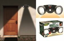 Cordless Night Eyes Security Lights Motion Activated Flood LED Wireless Safety