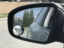 2 X CONVEX BLIND SPOT MIRRORS TOWING BLINDSPOT MIRROR  FOR SUPERB ACCURACY MT