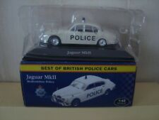 Atlas Best Of British Police Cars JAGUAR MKII     MIB
