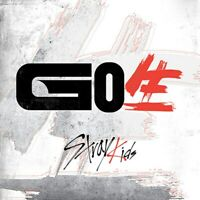 STRAY KIDS 1st Album [GO生] Standard Ver. CD+P.Book+P.Card+Lyric+Film+Secret Card
