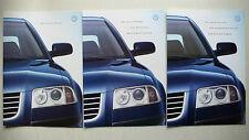 PROSPEKT VOLKSWAGEN VW PASSAT, 9.2000, 24 pagg. + dati/attrezzature + listino prezzi