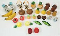 Salt And Pepper Shakers Mixed Lot of 15 Sets