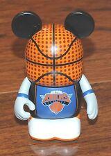"Walt Disney Vinylmation New York Knicks NBA Series 3"" Inch Collectible Figurine!"
