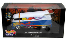 1999 Hot Wheels Collectibles Customized VW Volkswagen Drag Bus 1:18 Scale