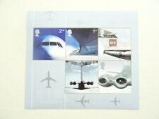 Engeland blok 13 airplanes  2002 MNH-postfris  70% face value