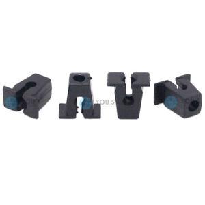10 x YOU.S Original Steckmutter Kunststoff Radlauf für AUDI / VW - 811807577C