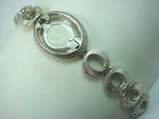 JB Ladies Vintage Watch Band Stainless Steel 6mm New Old Stock