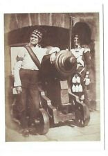 Sergeant & Private 92nd (Gordon) Highlanders, Edinburgh : Calotype Print SNPG