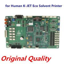 Original Human K-JET Eco Solvent Printer Konica 512 / 1024 General-A+ MainBoard