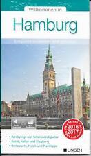 Willkommen in Hamburg Reiseführer Ausgabe 2016/ 2017 NEU OVP