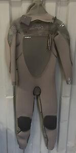 O'Neill Mutant 5/4 W Hood Mens Winter Wetsuit - Jet Camo ( Medium )