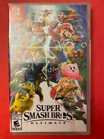 NEW & Sealed: Super Smash Bros. Ultimate for Nintendo Switch (2018)