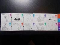GB 1996 Commemorative Stamps~Greetings~Unmounted Mint Set~UK Seller
