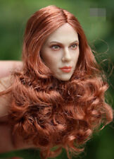 1//6 Phicen tbleague kumik NT Lite Rossastro Marrone Chiaro Donna Maglia Collant Hot Toys
